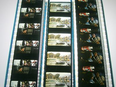 Back To The Future II -2-Rare - Unmounted 35mm Film Cells 1