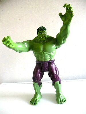 Foot-High Hasbro Avengers Incredible Hulk Articulated Action Figure - Unboxed