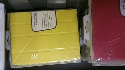 YELLOW smart case covers for new pad choose one you want big or small  bargain