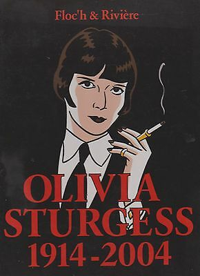 Olivia Sturgess 1914-2004 by Floc'h & Riviere