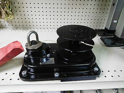 New, Shelby # 5350  Poultry Winch  5000 Lb. Ratio 90.0:1