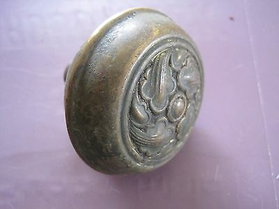 Vintage Antique Art Nouveau Victorian Eastlake Door Knob