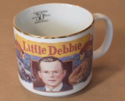 Little Debbie Coffee Mug 30th Anniversary collector oatmeal creme pie