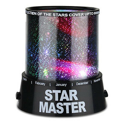 sky stars beauty projector long life LED Night Bed starry Lamp for kids room