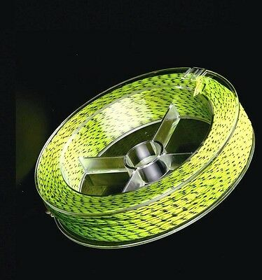 Fly Line Backing  Chartreuse /Black 100 yards 20lb