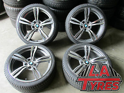 "New WHEELS RIMS ,19"" TYRES,BMW NEW TYRES,STAGGERED,MSPORT 3 series 5 series"
