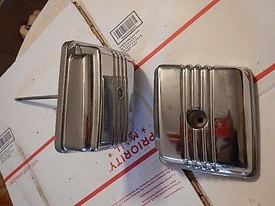 Suzuki GT380 GT 550 Right Left Air Box Cover and Bolt