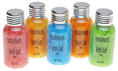 Bodytreats Australia Hotel/ Motel/ AirBnb Bodytreats Bath Salt 50gm - Box of 25