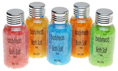 Bodytreats Australia Hotel/ Motel/ AirBnb Bodytreats Bath Salt 50gm - Box of 100