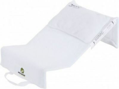 Infasecure Terri Baby Bath Support With Pillow Pocket White