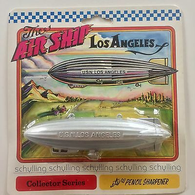 Schylling Vintage Air Ship USN Los Angeles Pencil Sharpener Collector Series