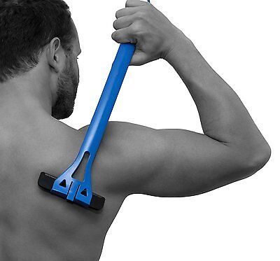 Bakblade Back Hair Remover Removal Shaver Shaving Hair Razor Hairy Backs Mens