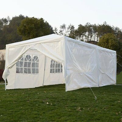 Outdoor 3X6M Canopy Party Wedding Tent Gazebo Pavilion Cater Events AU