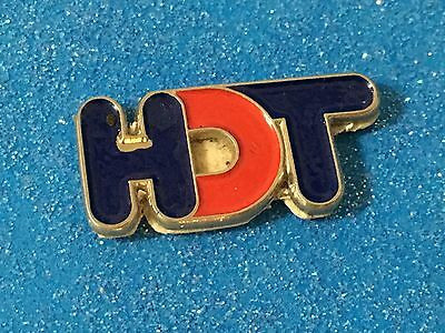 Holden Hdt Small Grille Dash Type Metal Badge Vk Vl Commodores