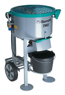 TMS 2000, Screed Mixer, 100L, With Free Xo1 Hand Mixer, Made in Germany.