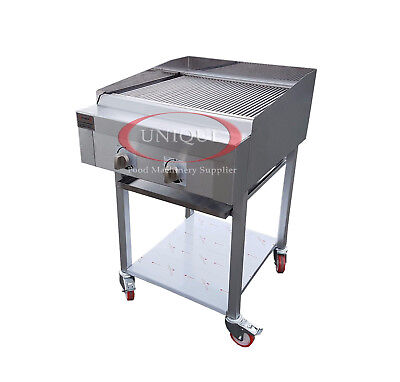 3 Burner Charcoal Grill Char Grill Heavy Duty Grill Commercial Use