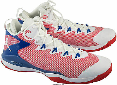 ee3d621ad845 2014 Blake Griffin Game Worn Used Los Angeles Clippers Sneakers LOA