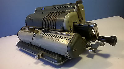 Mechanical Calculator,Vintage Adding Machine,Calcorex