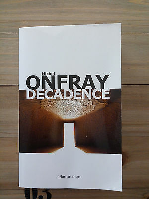 Decadence Michel Onfray