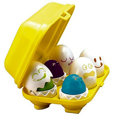 Tomy Play to Learn Hide n Squeak Eggs Free Delivery