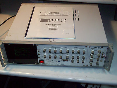 Instrutech CRC VR-100B 8 Channel Digital Recorder