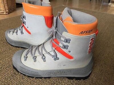 Asolo AFS 101 Carbonfiber Mountaineering Ice Climbing Boots Men US 11