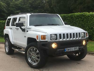 Wow Lpg Hummer H3 3.5 Luxury In The Best Colour With Huge Spec, 46K Miles !!!!!!