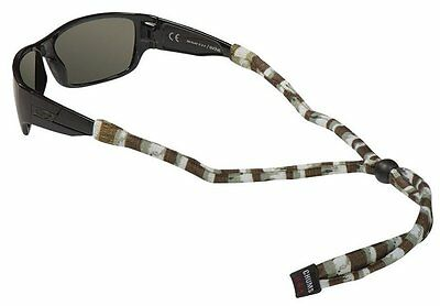 Chums Original Cotton Standard End Eyewear Retainer Stripe Camo Aspens Sunglass