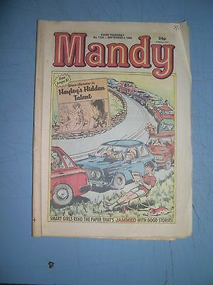 Mandy issue 1129 dated September 3 1988