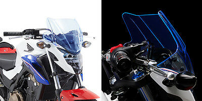 Givi A1152BL SCREEN Honda CB500F 2016 ICE WINDSCREEN CB 500 F low flyscreen BLUE