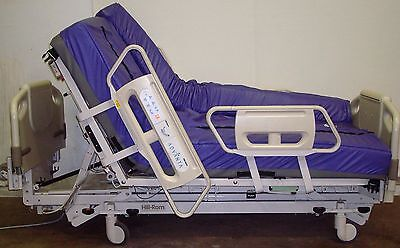 Hill-Rom Advanta P1600 Electric Adjustable Hospital Bed with Special Mattress