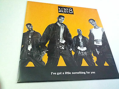 "Mn8 ""i've Got A Little Something For You"" Maxi 12"" Ex/ex"