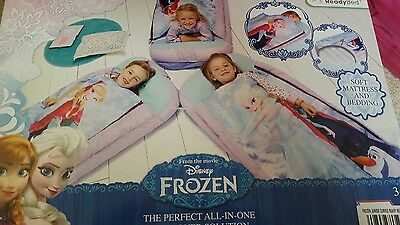 frozen ready bed