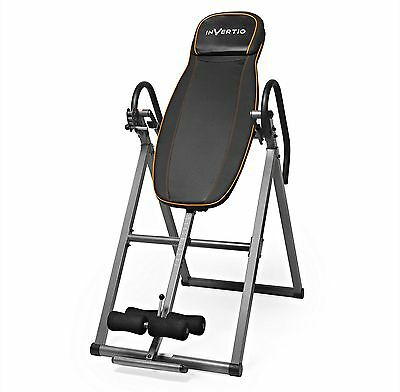 Inversion Table Back Pain Relief Therapy Fitness Exercise 5-6 DAYS SHIPPING NEW