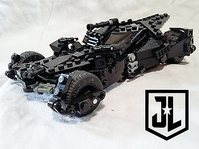 LEGO DCEU Batmobile Instructions