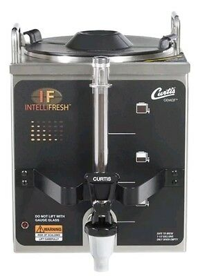 NEW Curtis GEM3IF Satellite Server Coffee Dispenser Warmer 1.5 gal IntelliFresh
