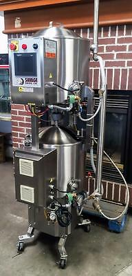 2012 Savage Bros. 0982-65 125Lb Over/under Stacked Melting To Tempering System