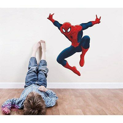 Vinilos Decorativos 3D Spiderman. Wall Stickers Vinyl Decal