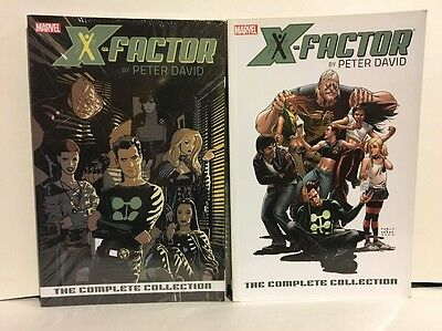 X-Factor The Complete Collection Volumes 1 and 2 Tpbs