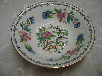 "UNUSED 1 of 8 Aynsley PEMBROKE 6-5/8"" SOUP CEREAL BOWL Made In England PB"