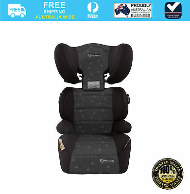 Infasecure Vario Treo Booster Car Seat 4 To 8Yrs Ebony Swirl