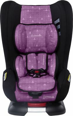 Infasecure Kompressor 4 Treo Convertible Car Seat Isofix Purple Swirl