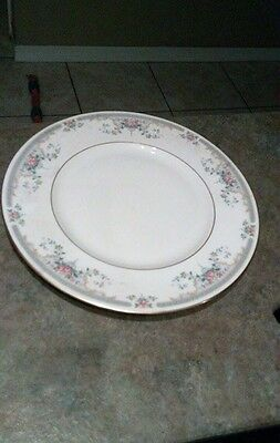 ROYAL DOULTON china JULIET H5077 Romance DINNER PLATE 10-5/8""