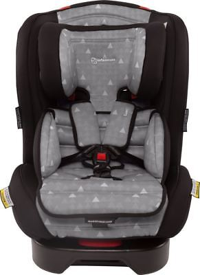 Infasecure Luxi Treo Convertible Car Seat 0 To 8yrs Grey Swirl