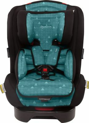 Infasecure Luxi Treo Convertible Car Seat 0 To 8yrs Aqua Swirl