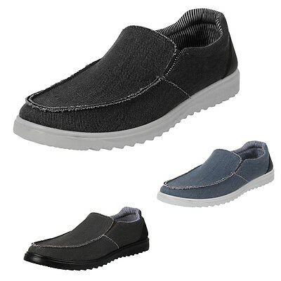 iLoveSIA Men's Casual Slip-on  Cavans  Daily  Loafer Comfort Shoes US 8-12