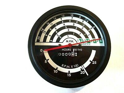 Tachometer Gauge for John Deere 2020 1520 830 2440 2040 2030 1530 2240 2640 1020
