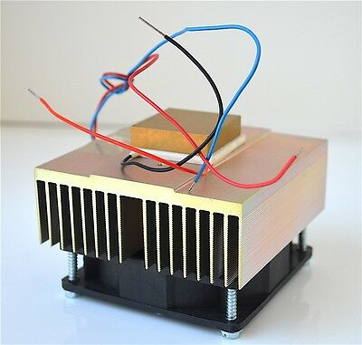 Heatsink Fan Assembly with Thermocooler Device