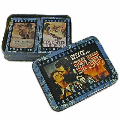 Gone With The Wind Playing Cards in Collector Tin--Price Reduced!