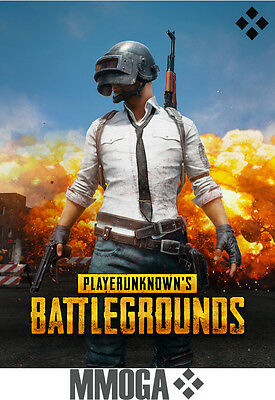 PLAYERUNKNOWN'S BATTLEGROUNDS - Steam Download Code PC Early Access Key [EU/DE]